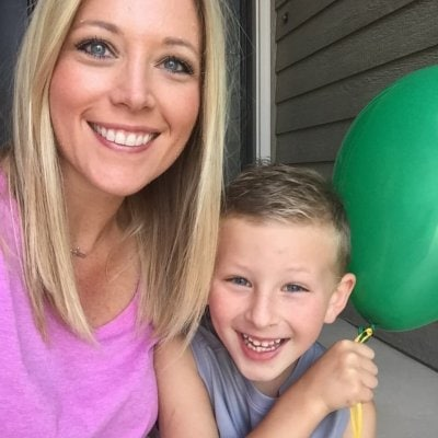 To My Firstborn, on your First Day of Kindergarten