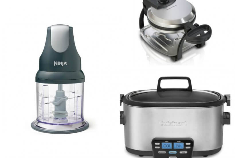 My kitchen essentials that make cooking a quick and easy process!