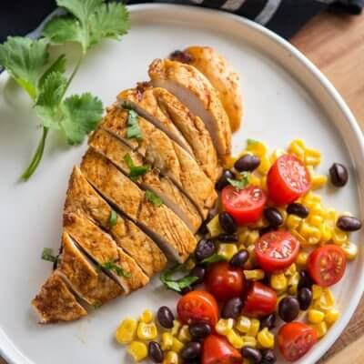 Air Fryer Southwest Chicken