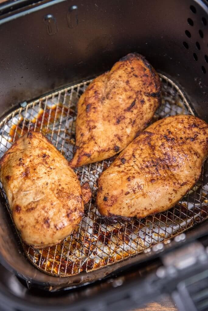 Air Fryer Southwest Chicken Beautifully Broken Journey
