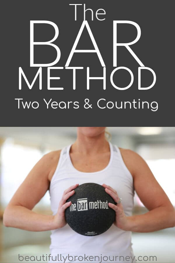The Bar Method is a fantastic workout that is gentle, safe and effective. I am so thankful to have found a workout that has helped me become stronger than ever! #workout #barmethod