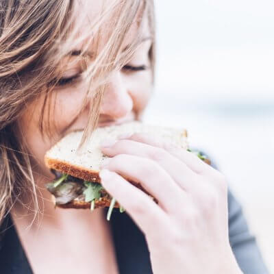 Intuitive Eating Principle Five (Feel Your Fullness)