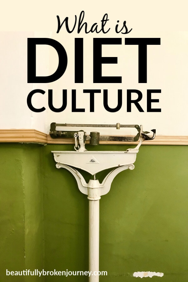 "What is diet culture? ""Diet culture is a society that places value on being a certain size, weight, and shape over actual health. Diet culture also promotes the false notion that health equals to thinness."" #dietculture #diet"