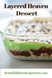 Creamy Philadelphia Cream Cheese makes this layered heaven the perfect Easter Dessert! #easterwithphilly #itmustbethephilly #recipeshare